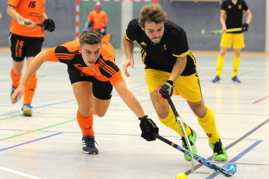 Hockey: Herren holen zweiten Sieg in Folge