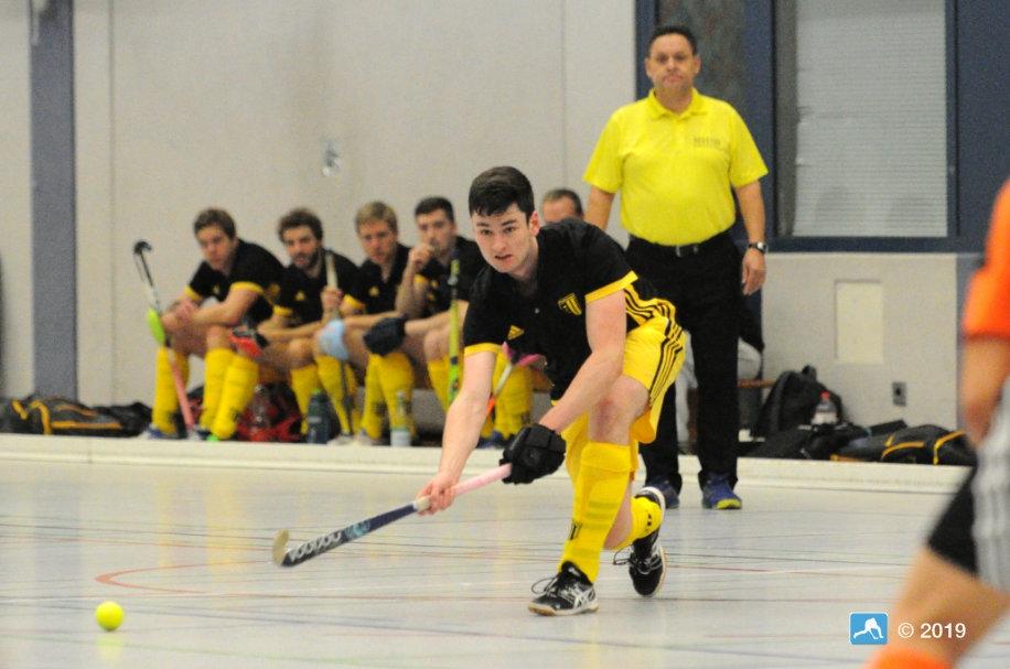 Hockey: Herren überwintern nach Magdeburg-Sieg auf Platz 2
