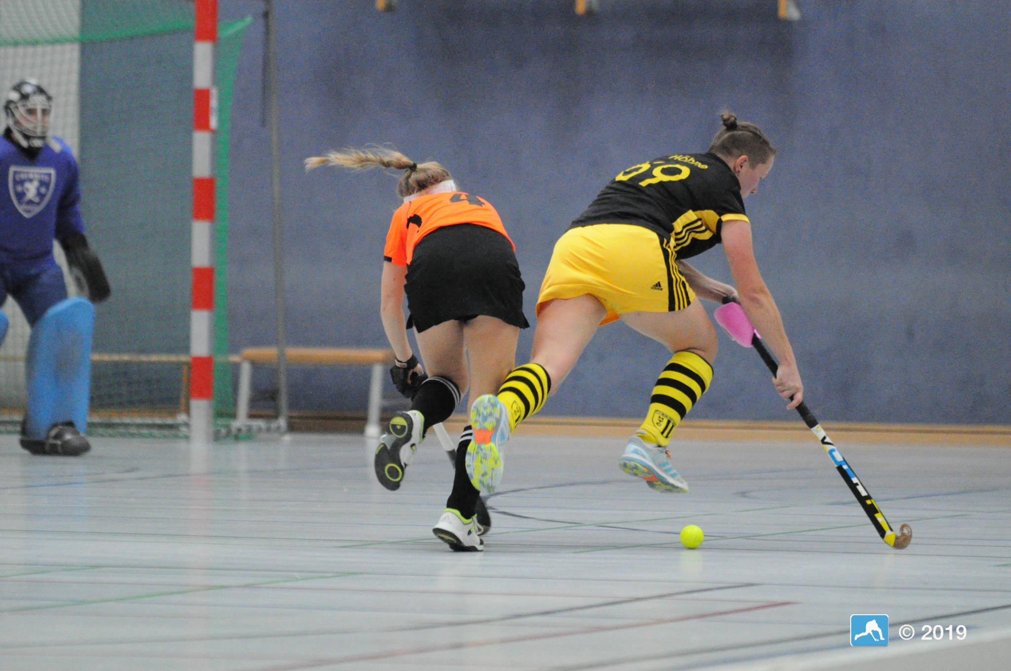 Hockey-Oberliga: Damen feiern Auftaktsieg
