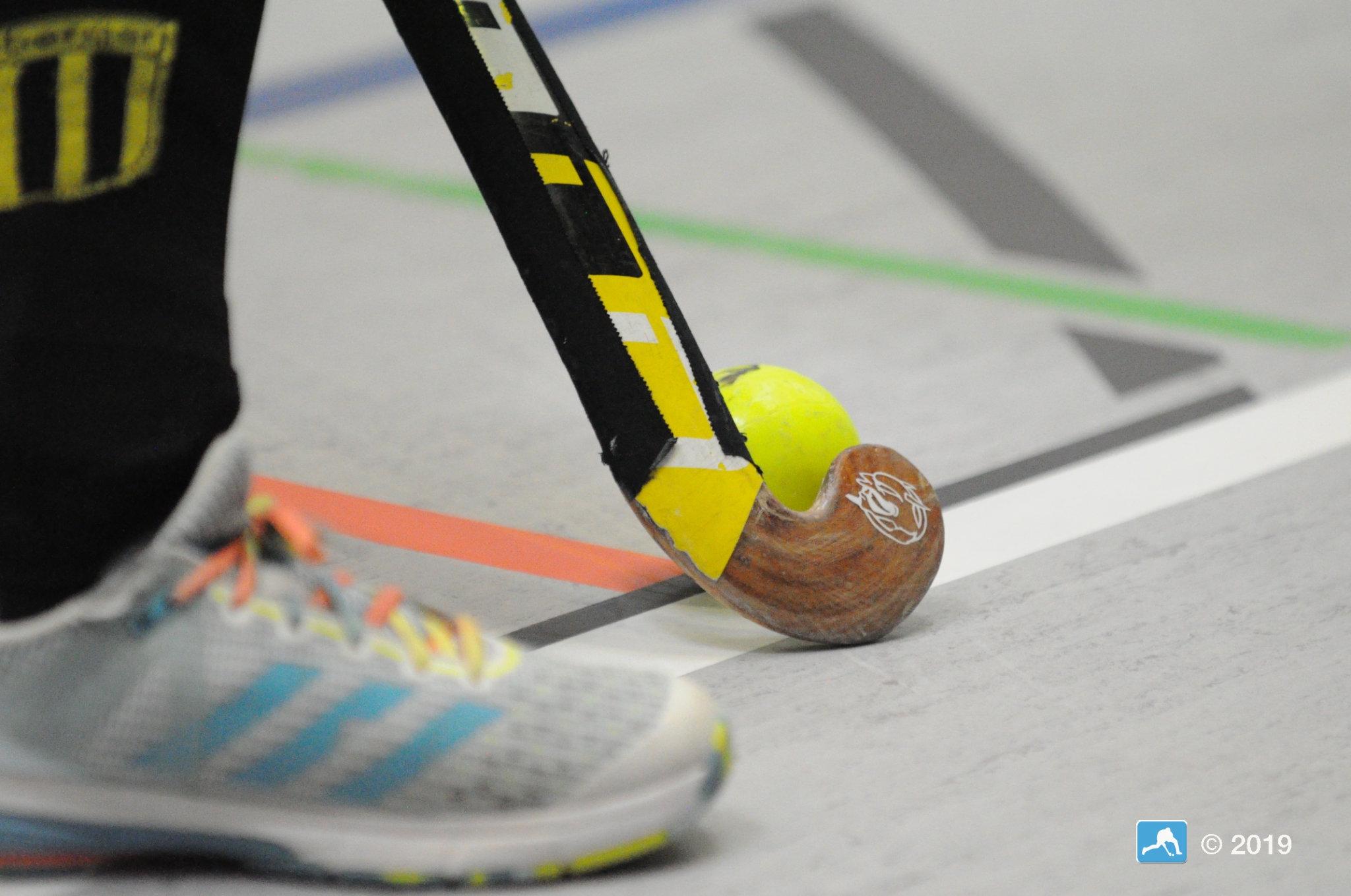 Hockey Oberliga Damen: Mit makelloser Bilanz ins neue Jahr