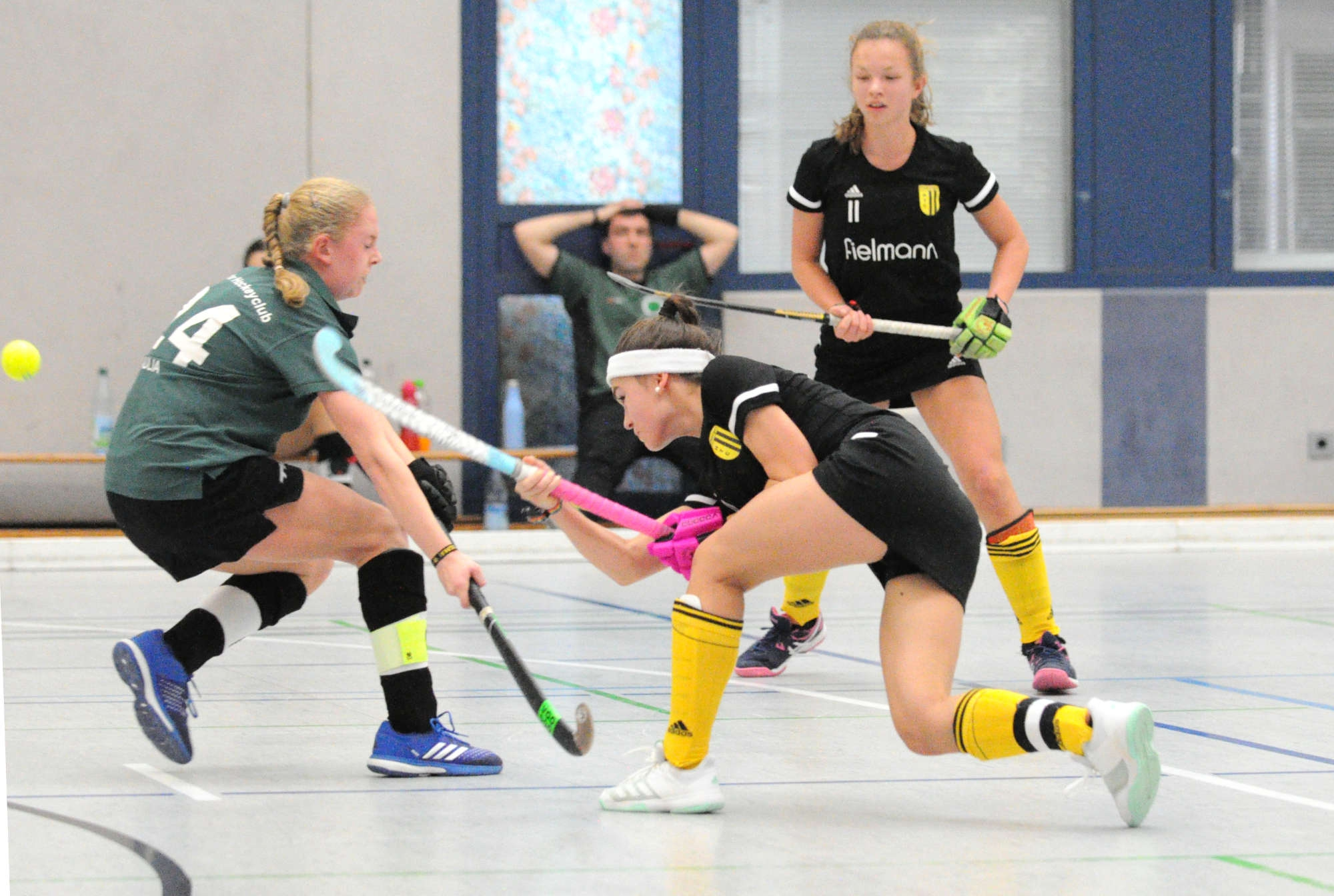 Hockey mit Herzschlagfinale: Weibliche Jugend B holt Endrundenticket