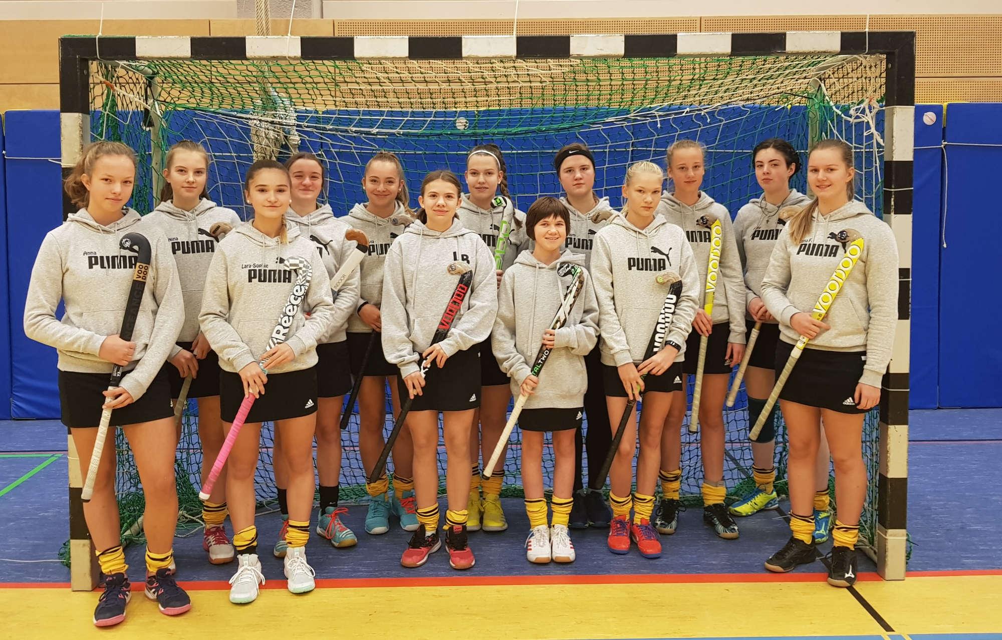Hockey: Weibliche Jugend B holt Platz 5
