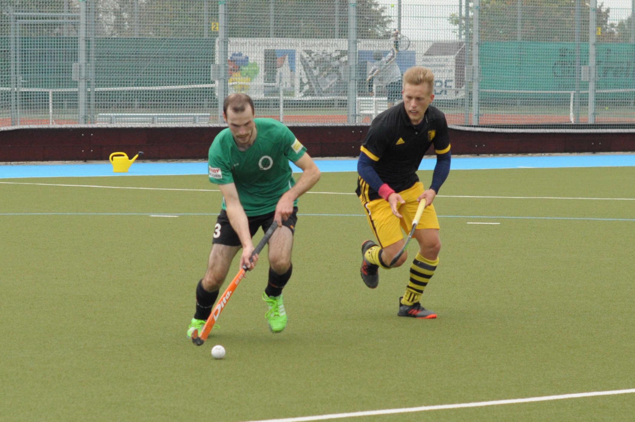Hockey FHTC-Herren: Heimsieg sichert Platz im Mittelfeld