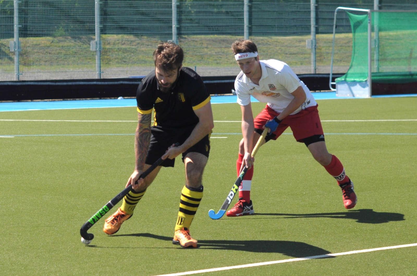Hockey-Oberliga: Herren holen Punkt beim Spitzenreiter
