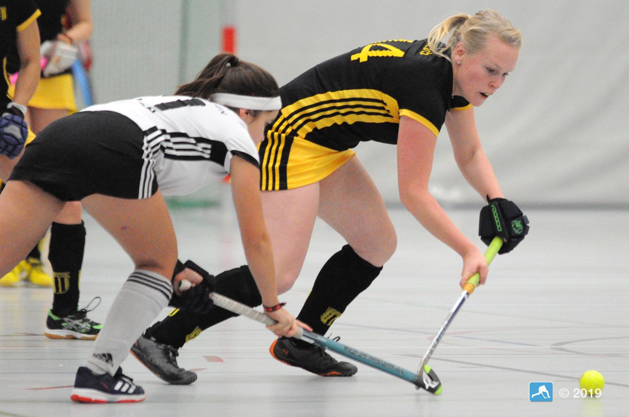 Hockey Oberliga: Damen wahren weiße Weste