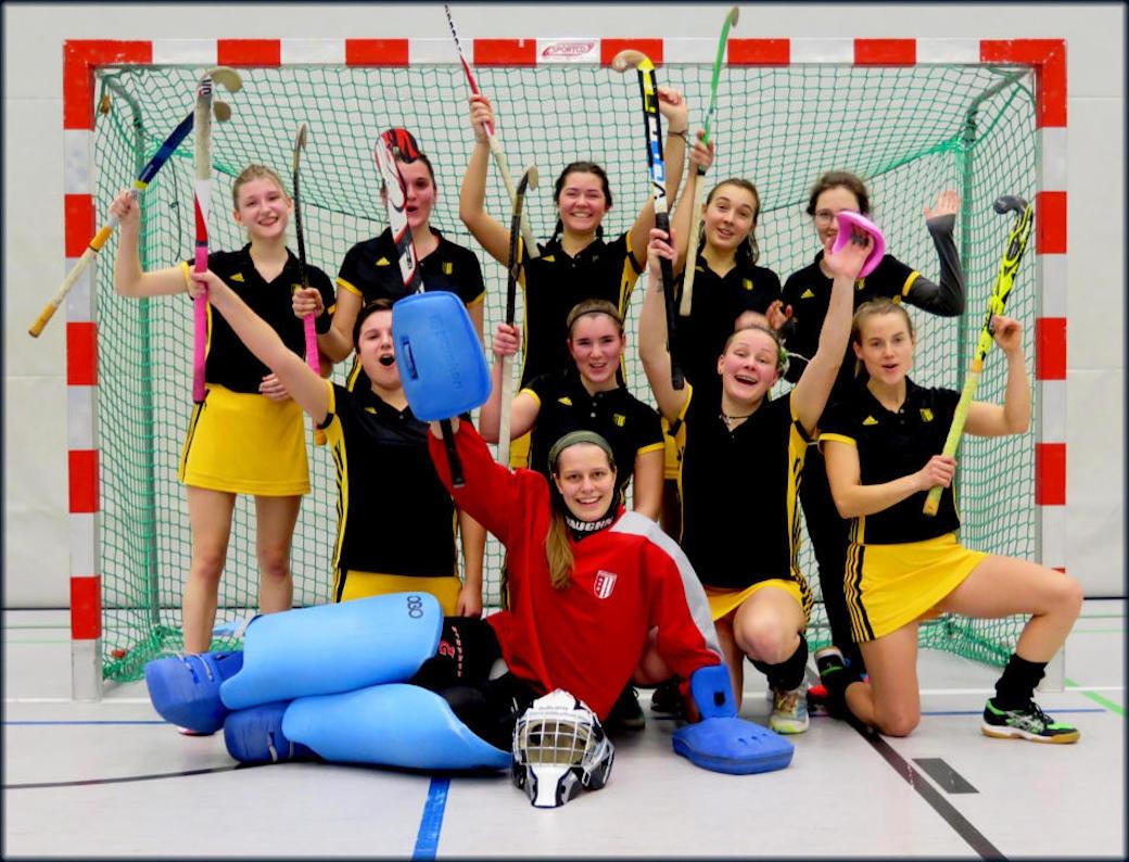 Hockey: Damen nach MHSB-Entscheid Regionalliga-Aufsteiger