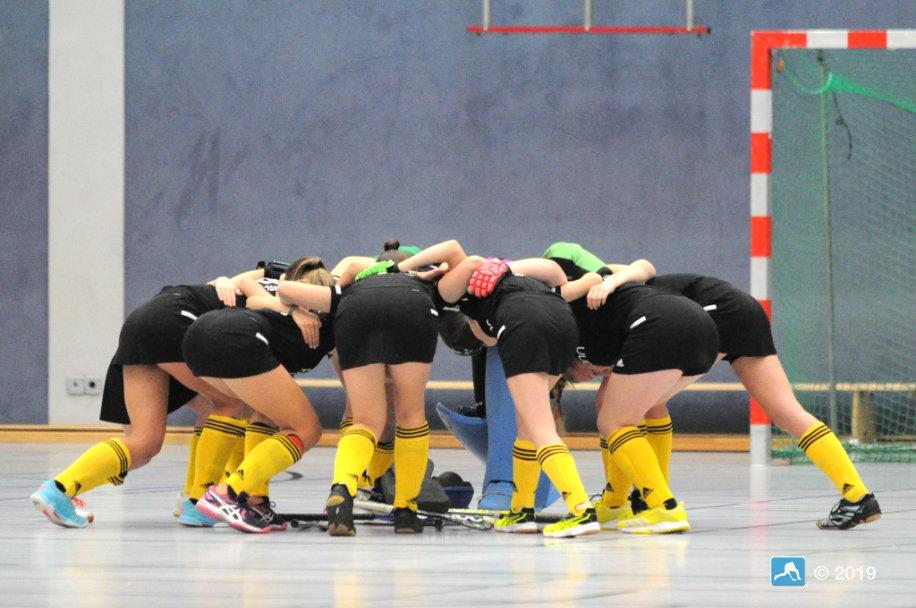 Hockey Weibliche Jugend B: Deutliches Leistungsplus nicht belohnt