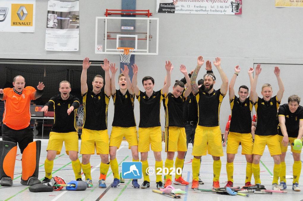 Hockey: FHTC-Herren setzen das I-Tüpfelchen