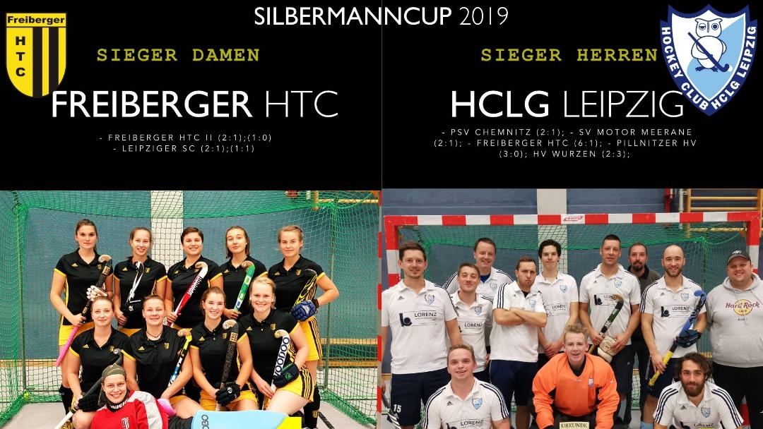 Gotthardt-Silbermann-Cup: HCLG Leipzig und FHTC-Damen jubeln