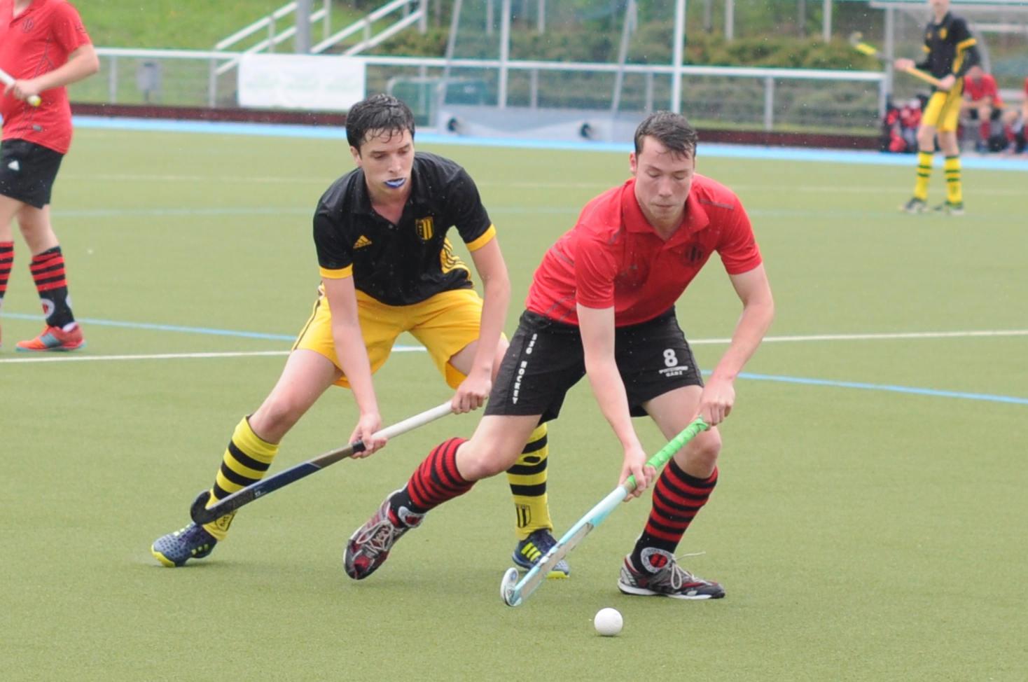Hockey: FHTC-Herren sichern Klassenerhalt